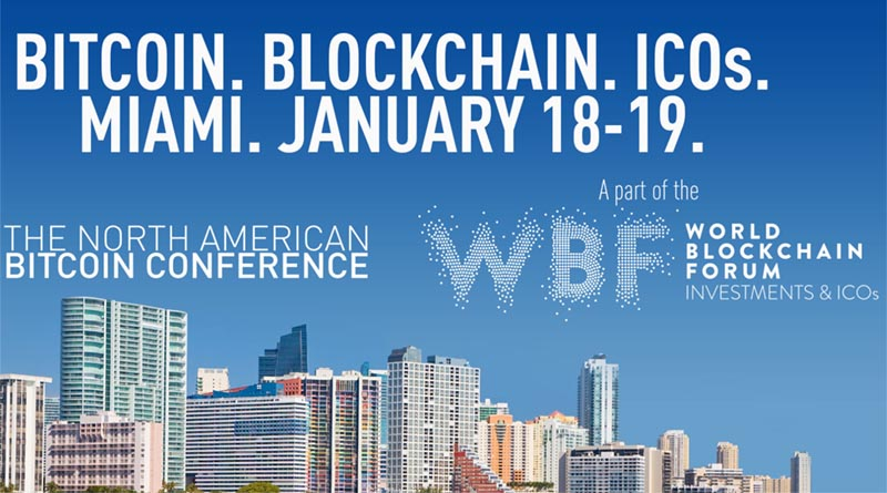 North American Bitcoin Conference 2018 in Miami