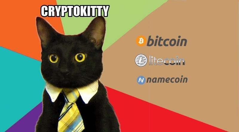 Original Cryptokitty
